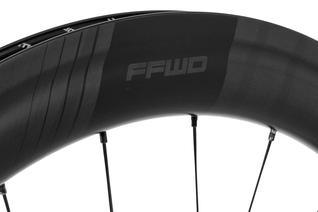 obroČniki ffwd f4r fcc dt350 45mm ud matt black clincher