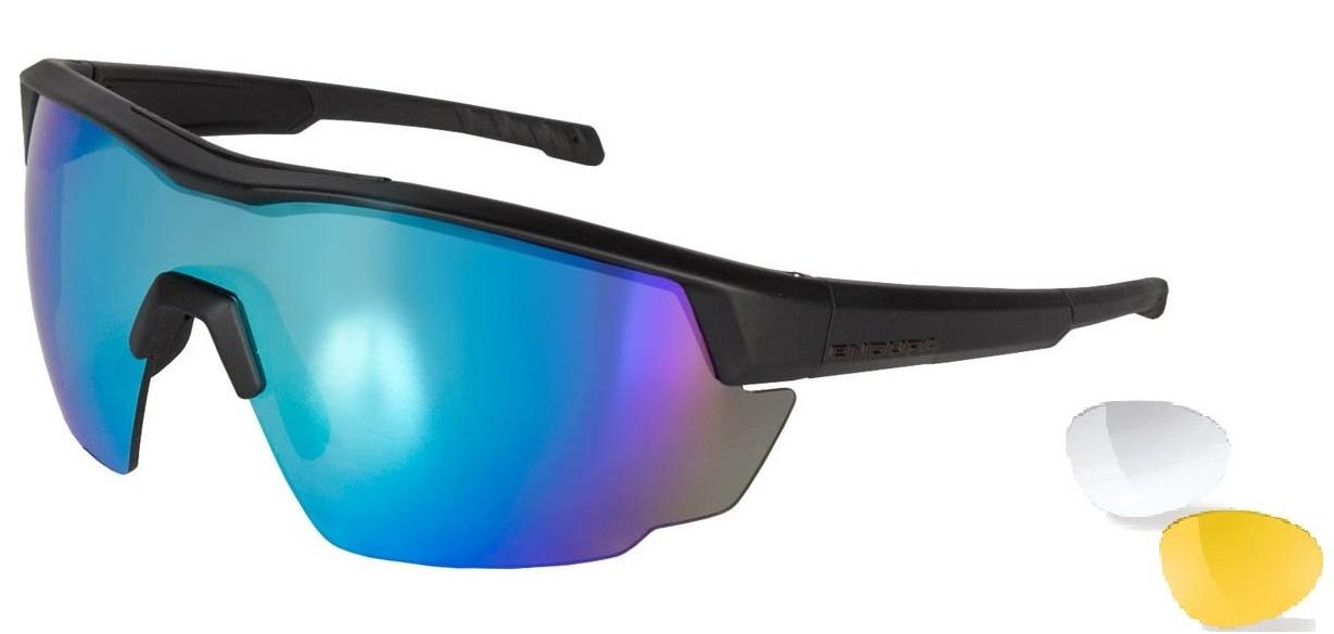 oČala endura fs260-pro glasses black