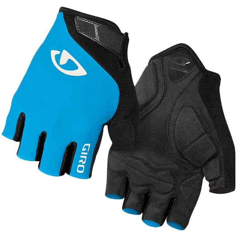 rokavice giro jag  blue jewel