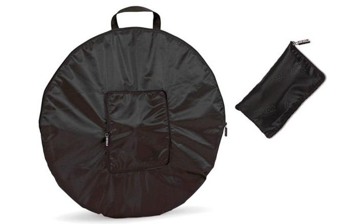 torba scicon pocket  wheel bag black
