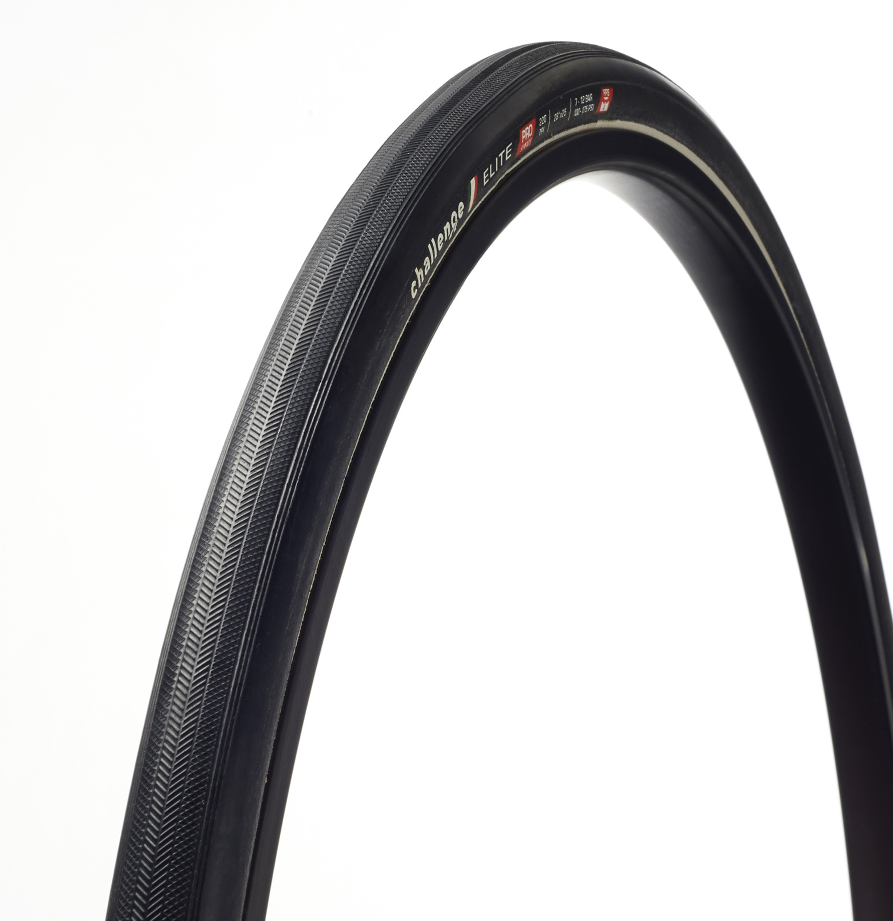 tubular challenge elite pro 25mm black/black