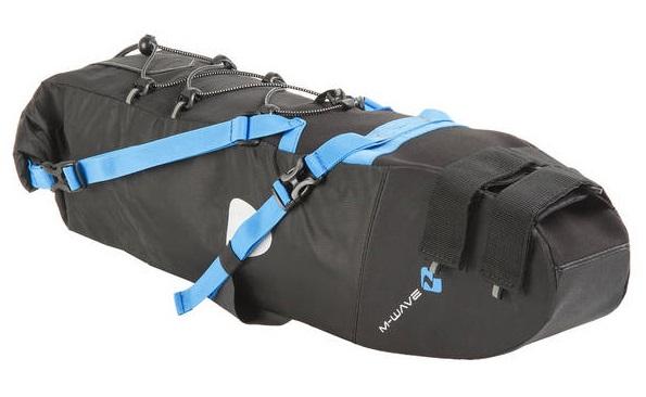 torba m-wave bp saddle saddle bag 11l black
