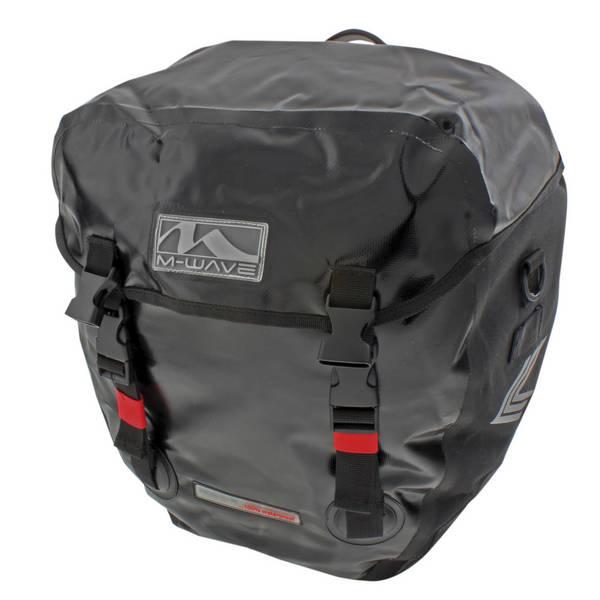 torba m-wave canada montreal side bag big 2 x 20l