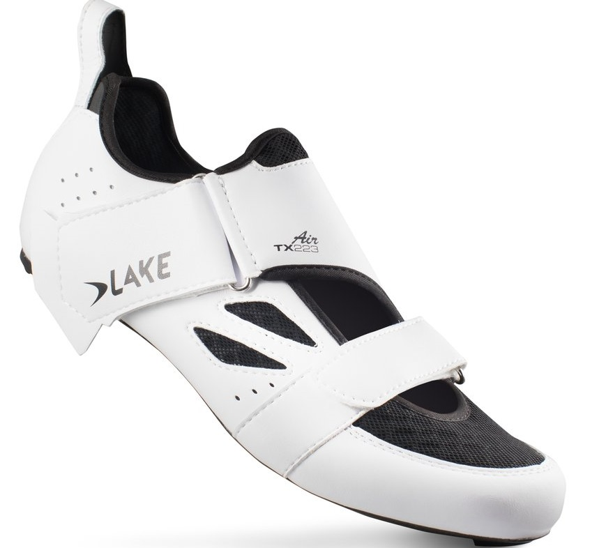 Čevlji lake tx223 air white/black