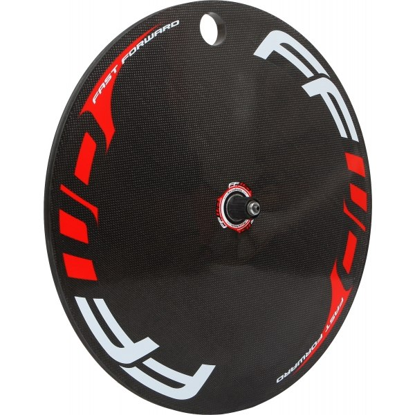 obroČnik ffwd disc carbon tubular red/white