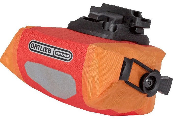 torba ortlieb saddle micro  signal red/orange 0,6l