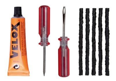 set za krpanje velox  tubeless repair kit