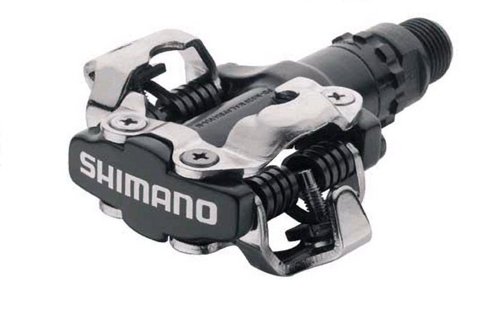pedala shimano pd-m520  spd black