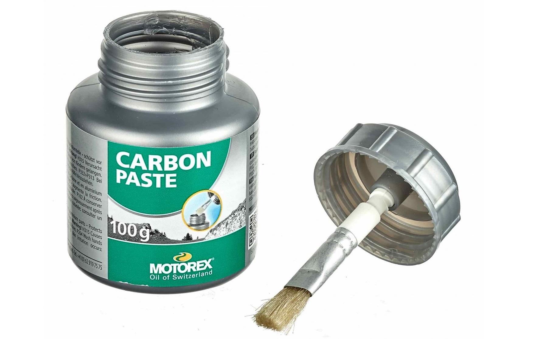 motorex carbon paste 100g pasta za karbon okvirje