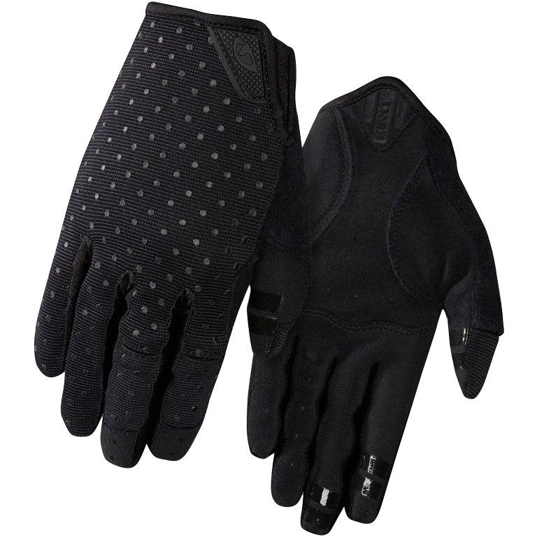 rokavice giro la dnd black dots