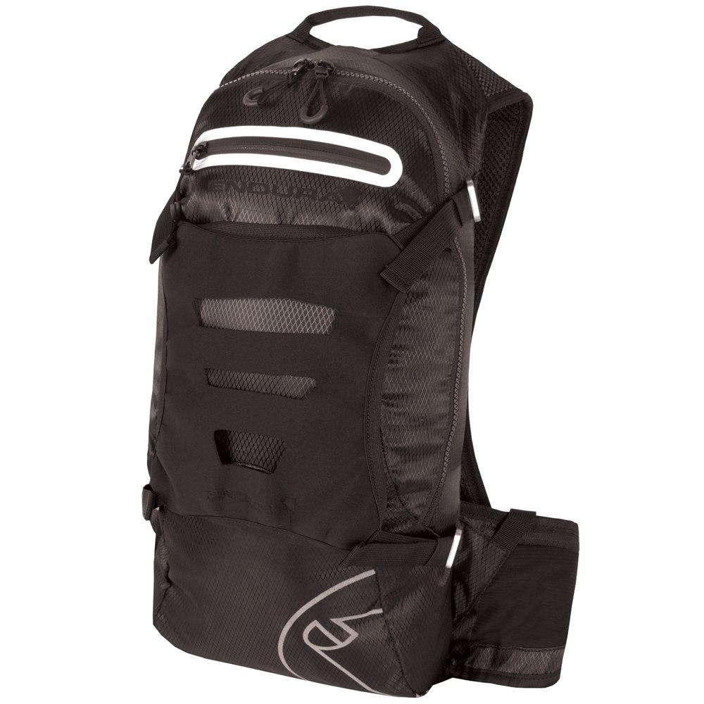 nahrbtnik endura singletrack  backpack black 10l