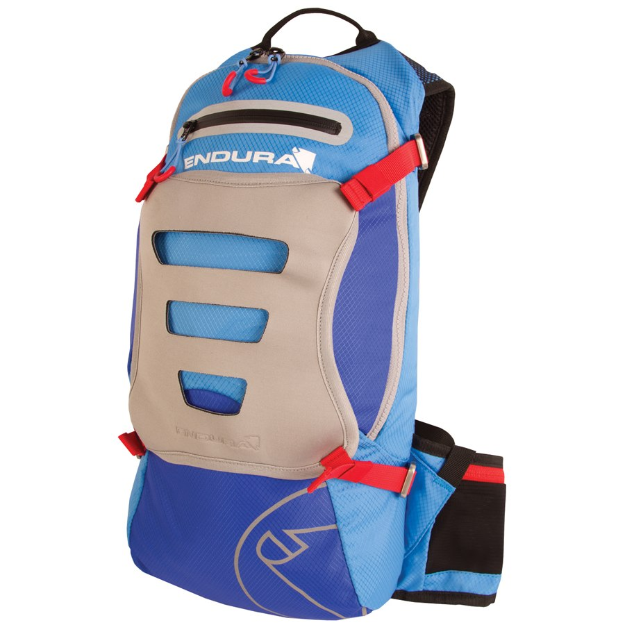 nahrbtnik endura singletrack  backpack blue 10l