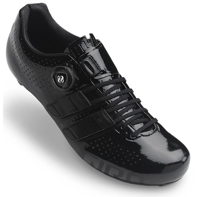 Čevlji giro factor techlace  black