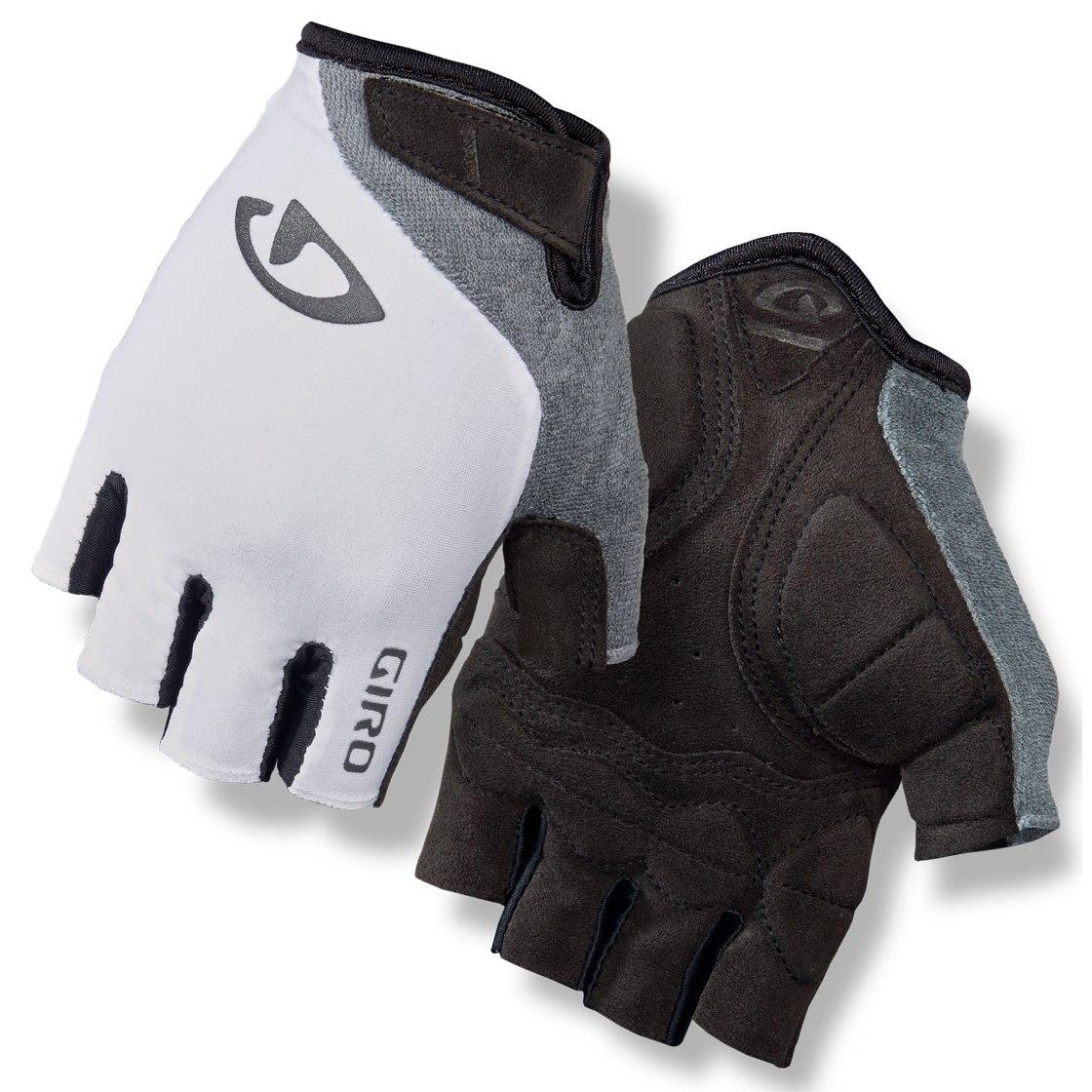 rokavice giro jag ette x white/titanium