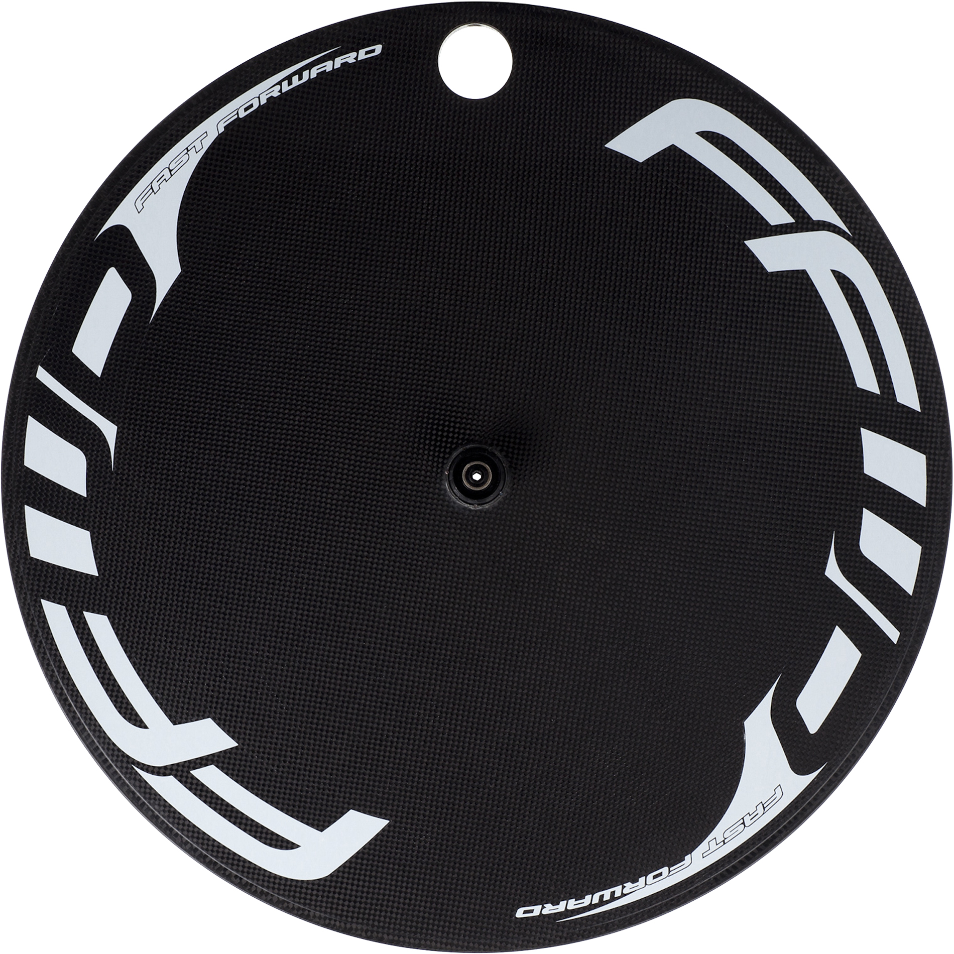 obroČnik ffwd disc carbon tubular white
