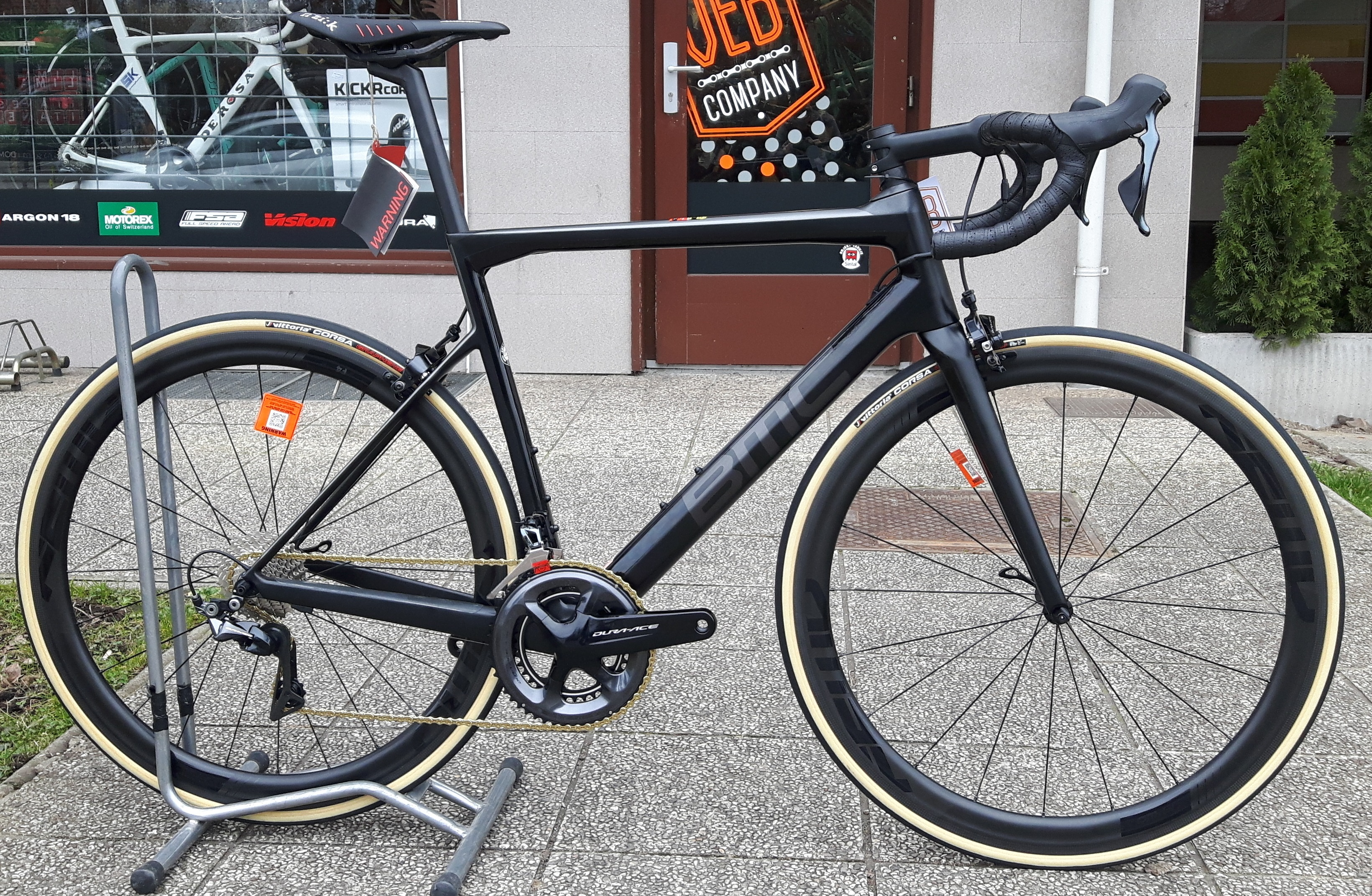 kolo bmc teammachine slr01 56 dura ace 9100 ltd 2020