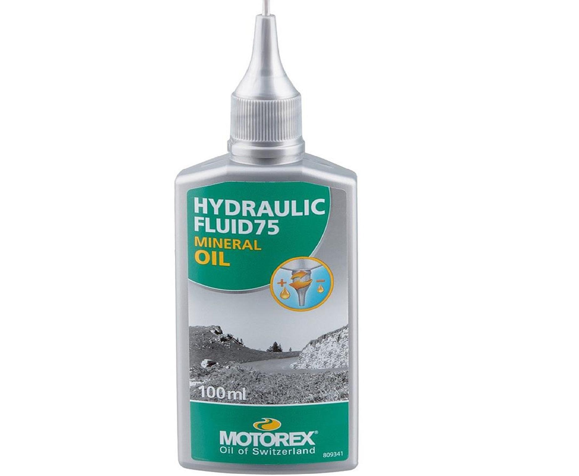 motorex hydraulic fluid 75 100ml tekoČina za hidravliČne zavore