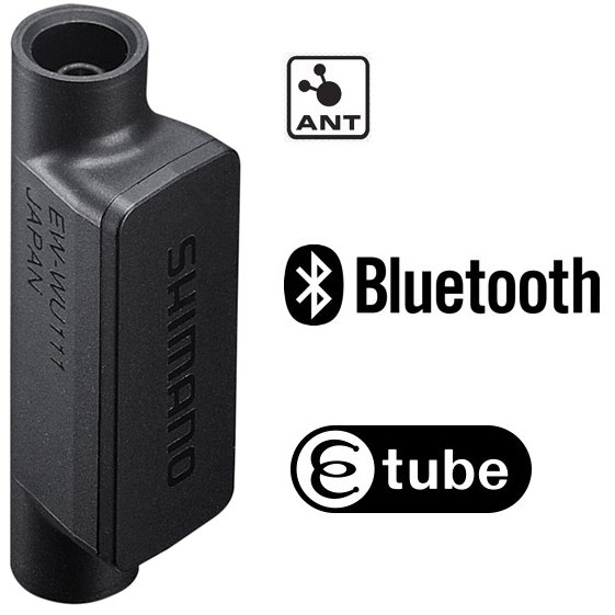 shimano di2 stiČiŠČe ew-wu111 junction 2-port wireless unit