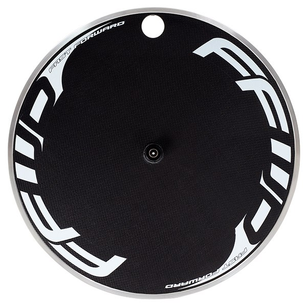 obroČnik ffwd disc carbon alloy clincher white