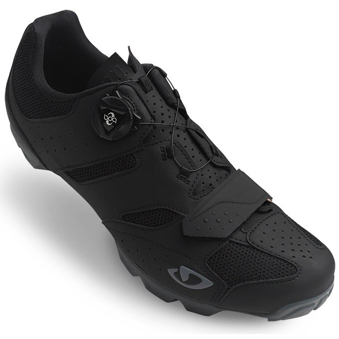 Čevlji giro cylinder hv+  black