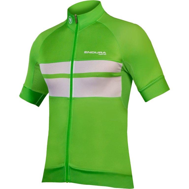 majica endura fs260-pro s/s jersey hi-viz green