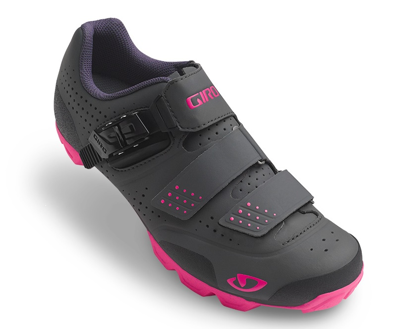 Čevlji giro manta r  dark shadow/bright pink