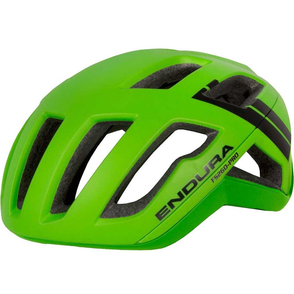 Čelada endura fs260-pro helmet hi-viz green