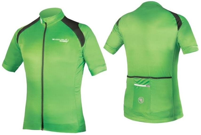 majica endura hyperon s/s  hv green