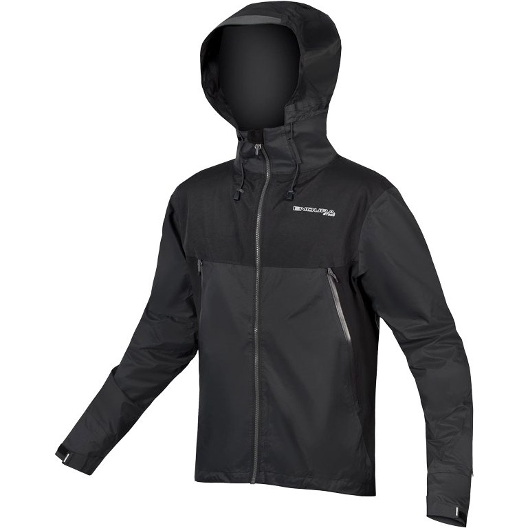 jakna endura mt500 waterproof ii black.