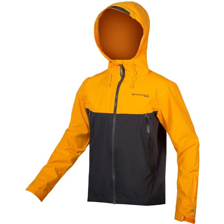 jakna endura mt500 waterproof ii mango.