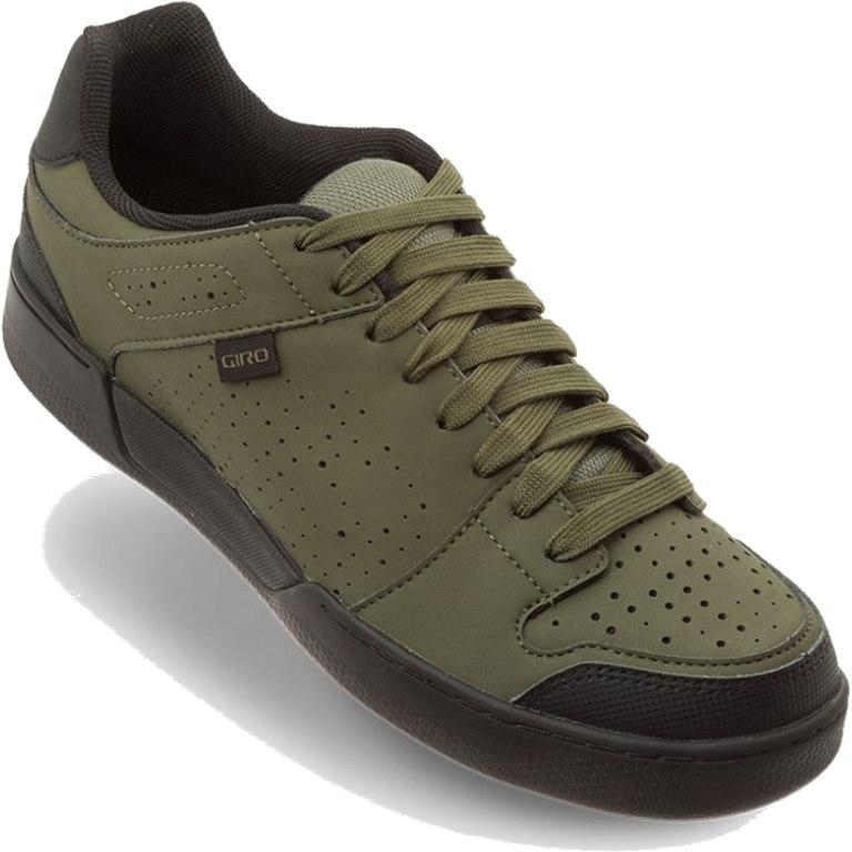 Čevlji giro jacket ii olive/black