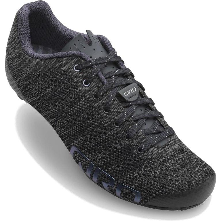 Čevlji giro empire e70 knit black/charcoal heather