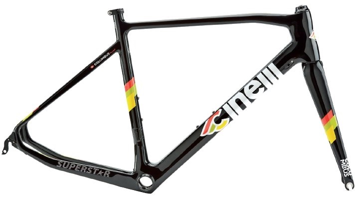 okvir cinelli superstar  black diamond 2020