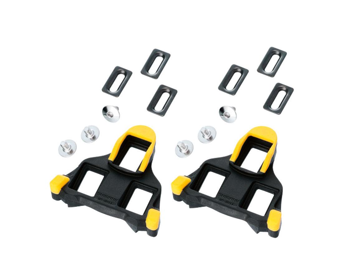 ploŠČice pedal shimano spd-sl sm-sh11 yellow