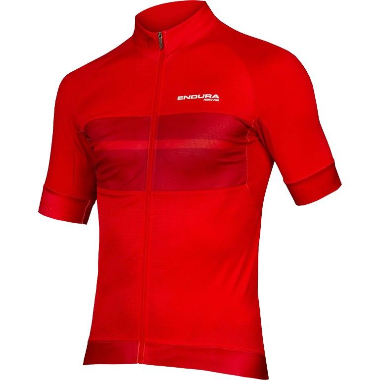 majica endura fs260 pro s/s rust red