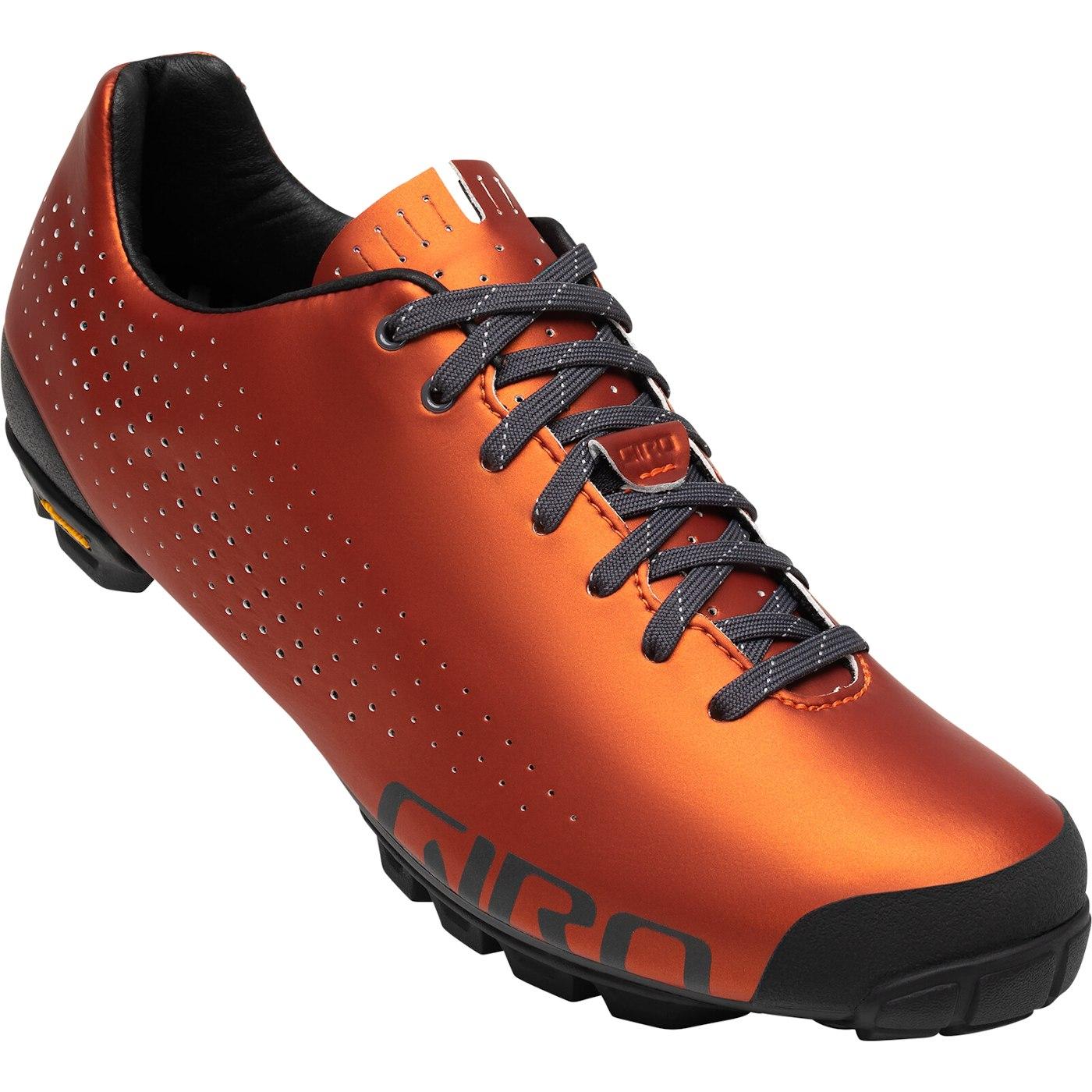Čevlji giro empire vr90 mtb  red orange metallic