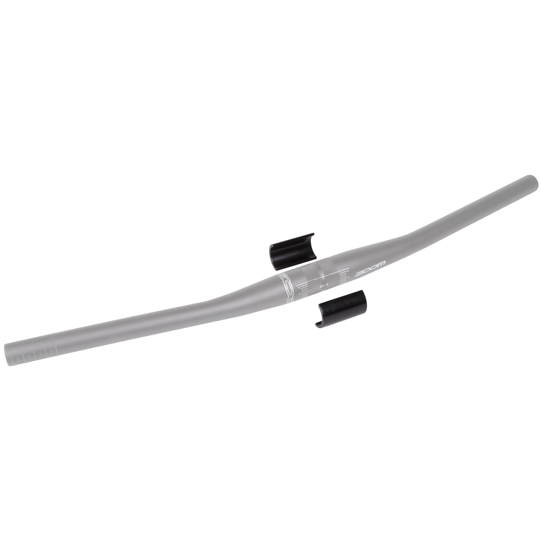 adapter krmila m-wave black alu 31,8 na 25,4 mm