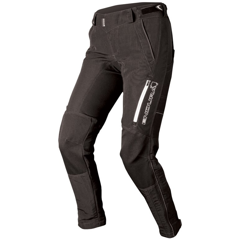 hlaČe endura wmns single track trousers ii black