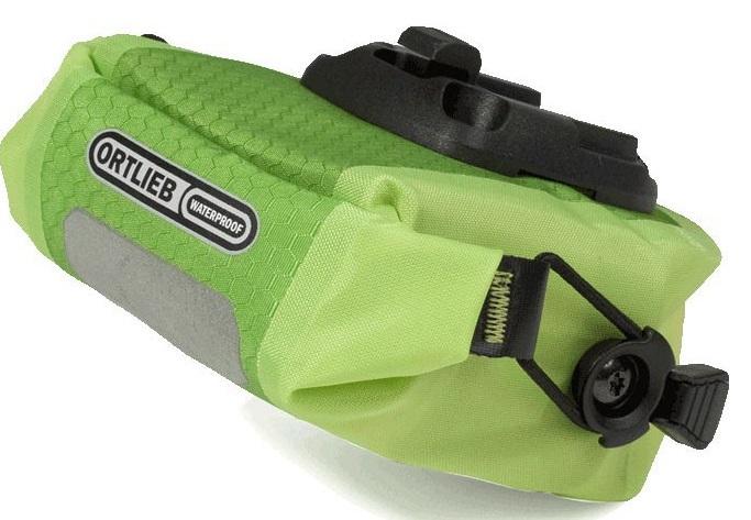 torba ortlieb saddle micro  light green/lime 0,6l