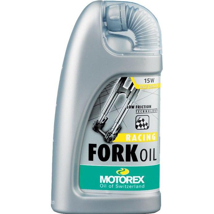 motorex fork racing oil 1l 15w olje za vzmetne vilice