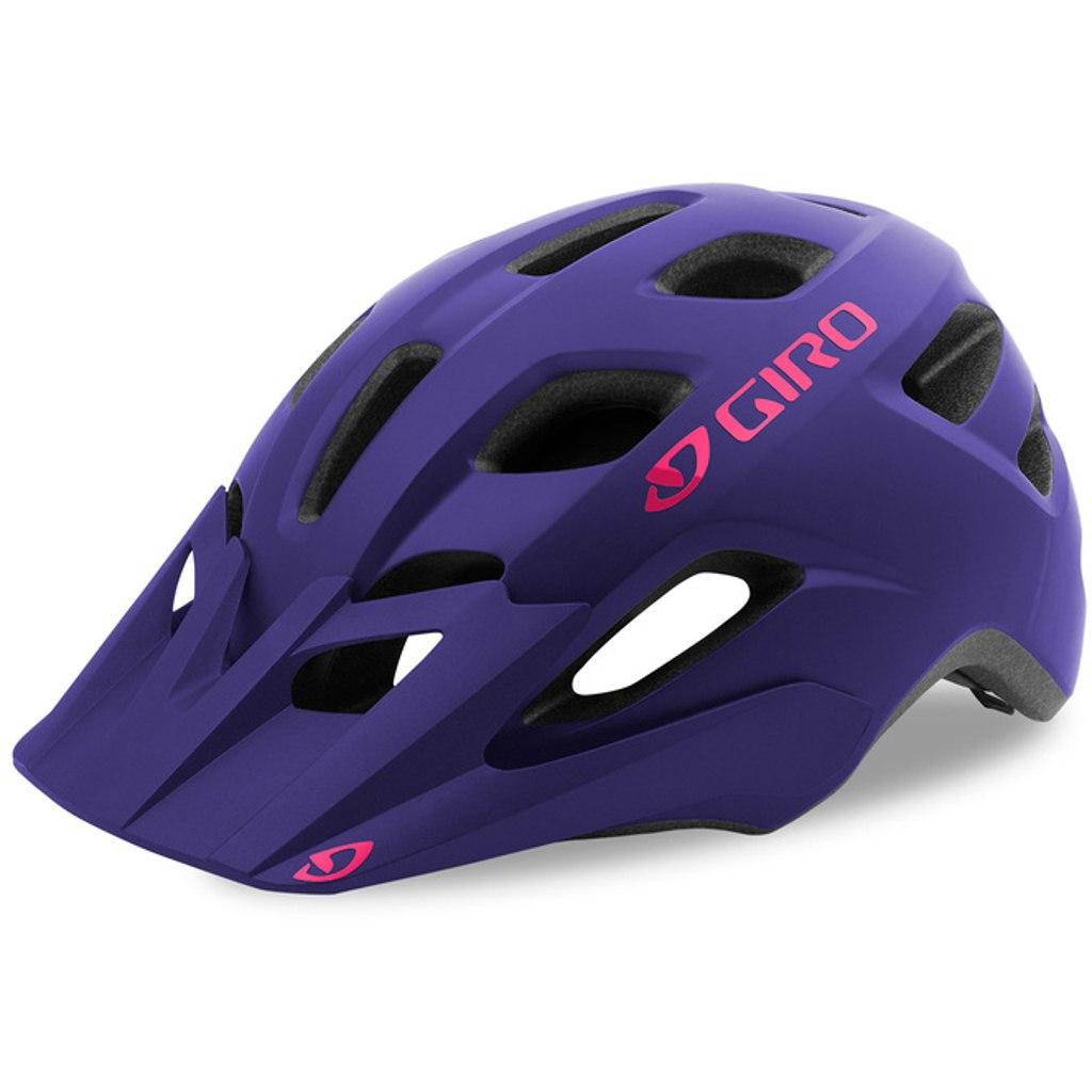 Čelada giro verce matt purple
