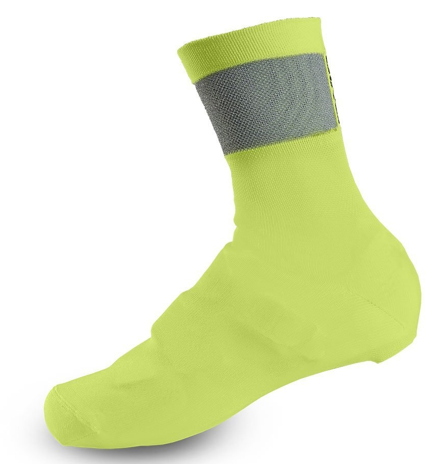 galoŠe giro knit shoe cover highlight yellow