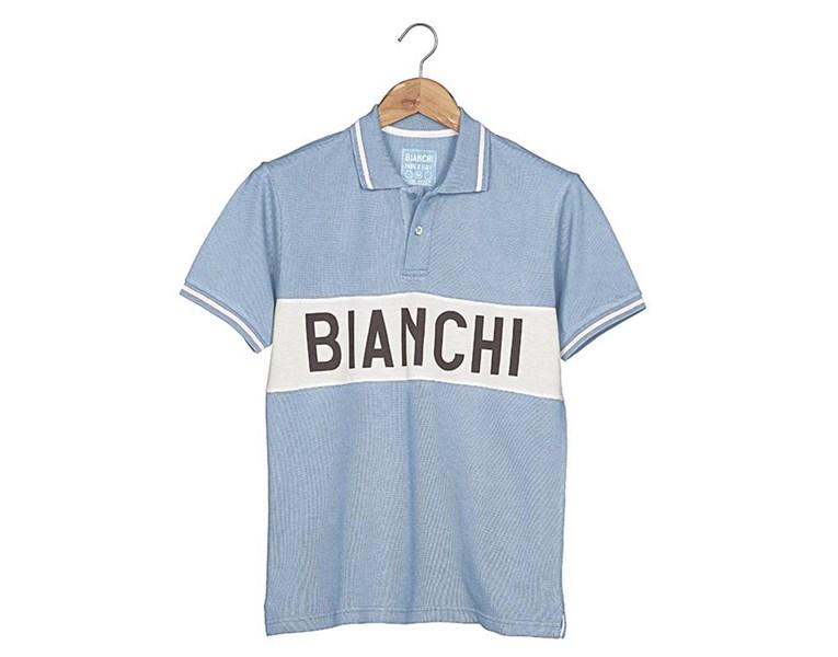 majica bianchi polo shirt eroica azzura