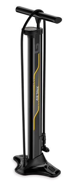 tlaČilka gist tubeless floor pump black