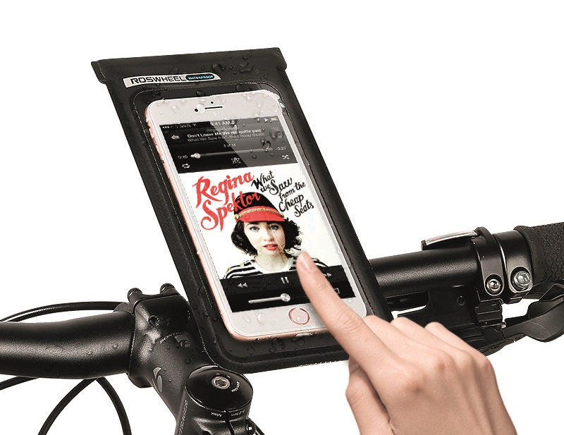 torbica roswheel smart phone black 10x20x1