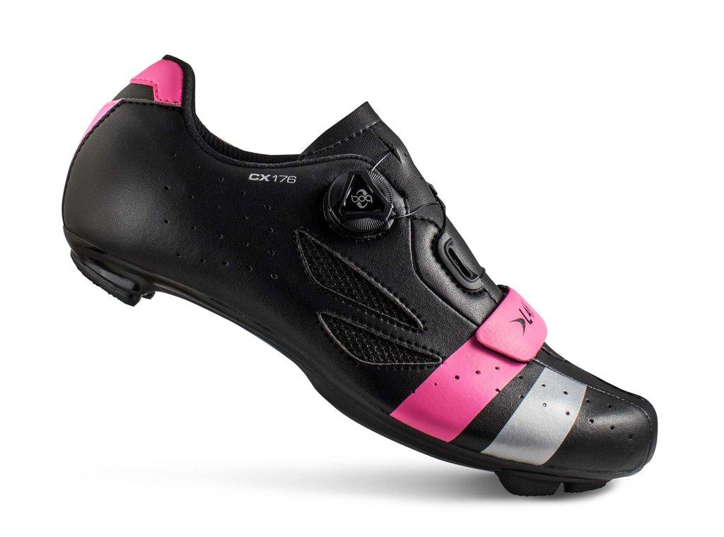 Čevlji lake cx176  black/pink/silver