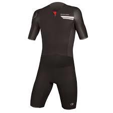 qdc drag2zero s/s tri suit black