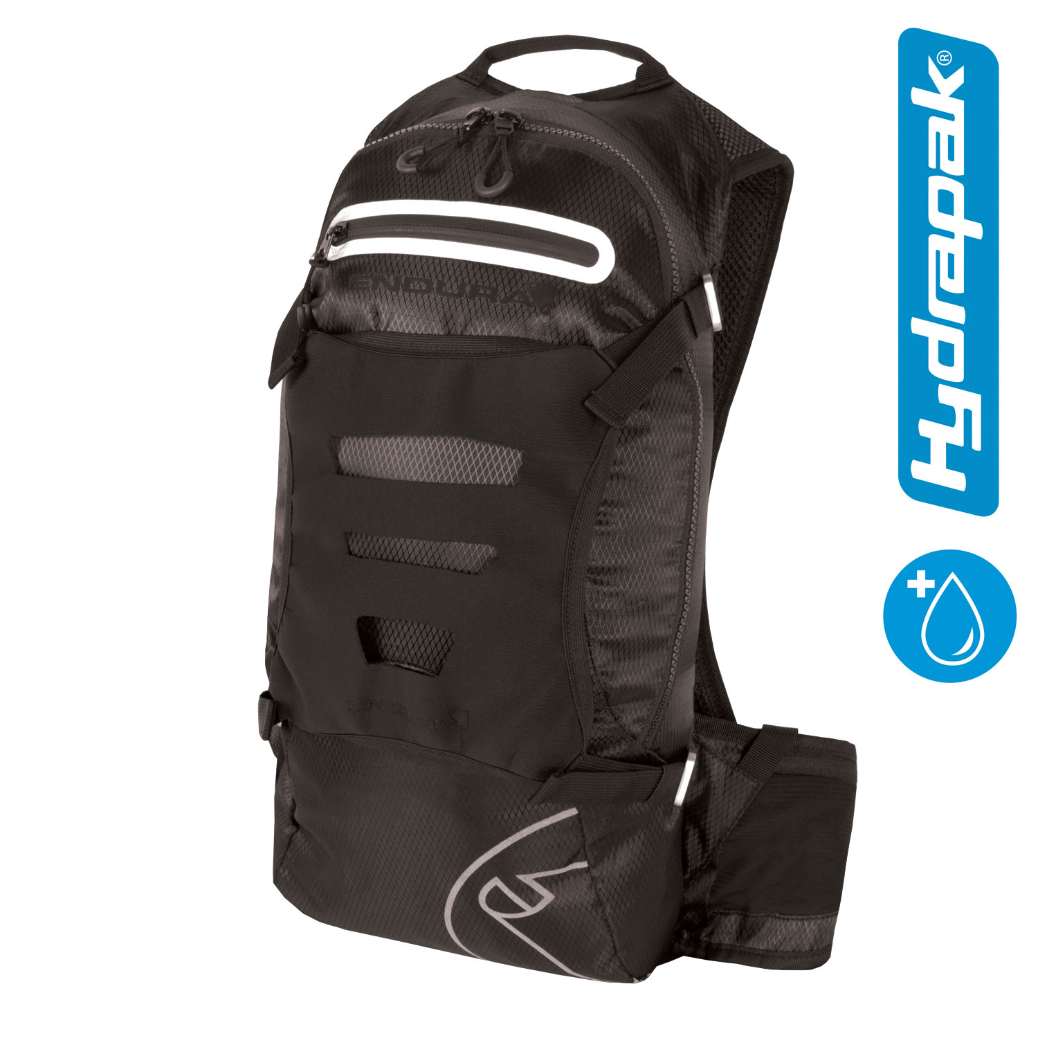 nahrbtnik endura singletrack backpack hydrapak black 10l