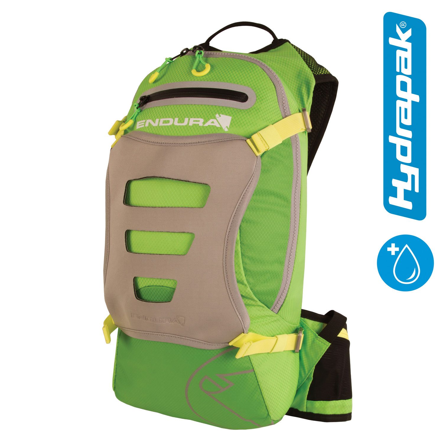 nahrbtnik endura singletrack backpack hydrapak kelly green 10l