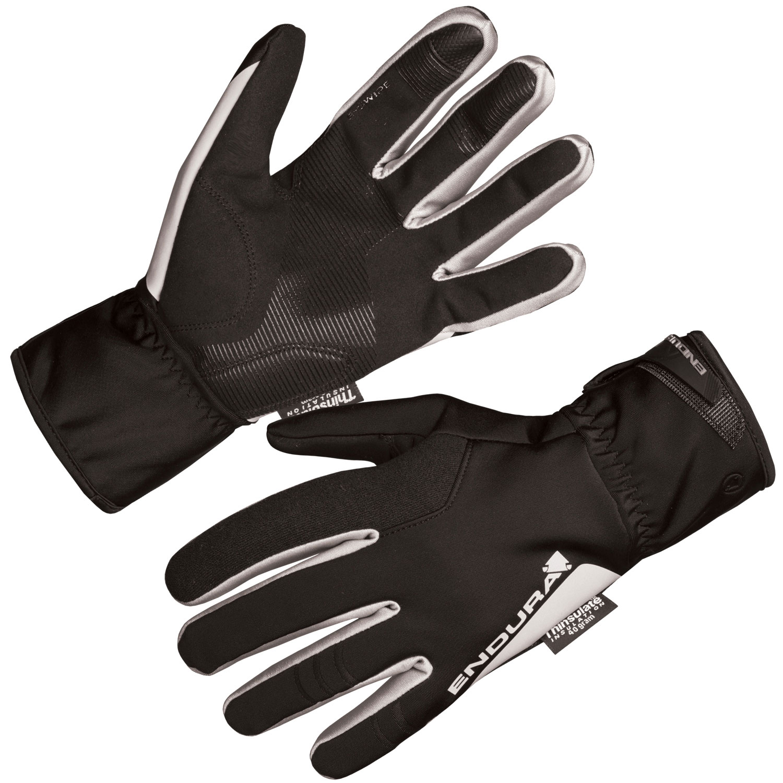 rokavice endura deluge ii black